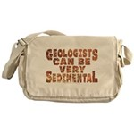 "Geologist ""Sedimental"" Messenger Bag"
