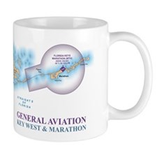 Key West & Marathon Aviation Mug
