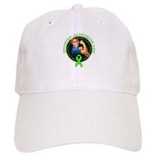 Kickin' Lymphoma Cancer's Ass Baseball Cap