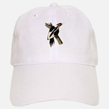 Ivory-Billed Woodpecker Baseball Baseball Cap