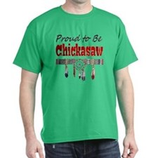 Proud to be Chickasaw T-Shirt