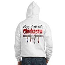 Proud to be Chickasaw Hoodie