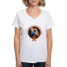 Kickin' Kidney Cancer's Ass Shirt