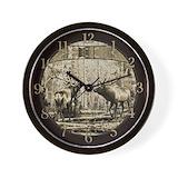 Elks Wall Clocks