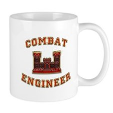 US Army Combat Engineer Castl Mug