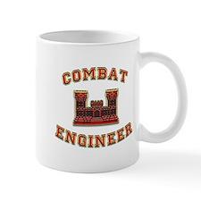 US Army Combat Engineer Castl Mug