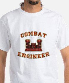 US Army Combat Engineer Castl Shirt