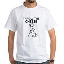 Throw the cheese