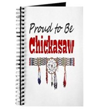 Proud to be Chickasaw Journal