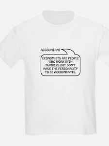 Accountant Bubble 1 T-Shirt