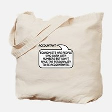 Accountant Bubble 1 Tote Bag