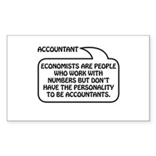 Accountant Bubble 1 Decal