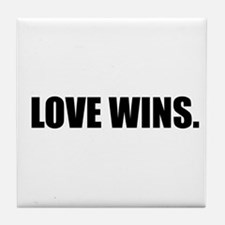 Unique Love wins Tile Coaster