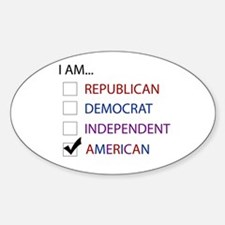 Cute Peace and freedom party Decal