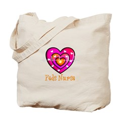 Pediatrics/PICU Nurse IV Tote Bag