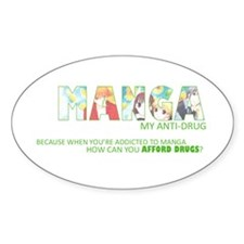 Manga: My Anti-Drug Decal