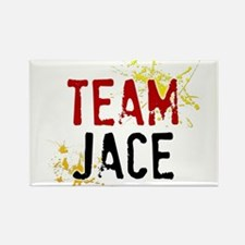Team Jace Rectangle Magnet