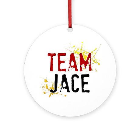 Team Jace Ornament (Round)