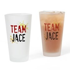 Team Jace Drinking Glass