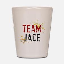 Team Jace Shot Glass