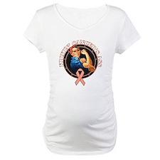 Kickin Endometrial Cancer Ass Shirt