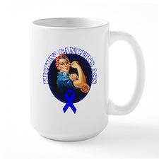 Kickin' Colon Cancer's Ass Mug