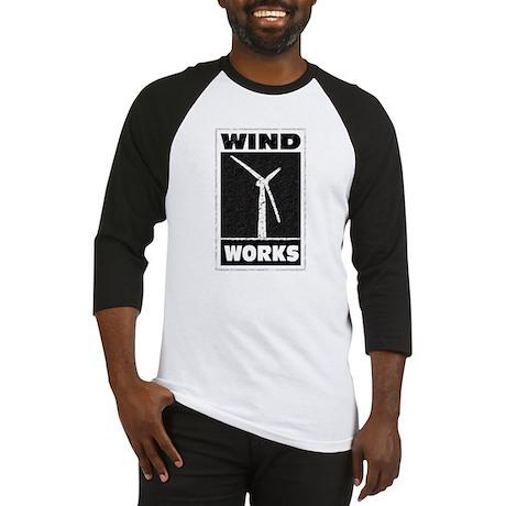 Wind Works: Baseball Jersey