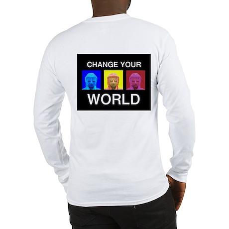 Change your World Long Sleeve T-Shirt