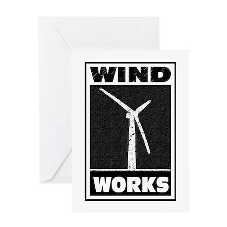 Wind Works: Greeting Card