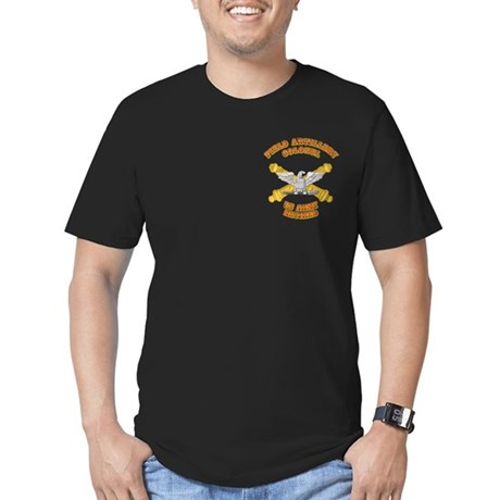 Artillery - Officer - COL - Retired Men's Fitted T