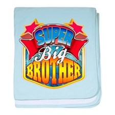 Super Big Brother baby blanket