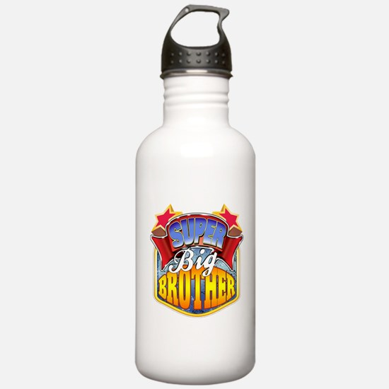 Super Big Brother Sports Water Bottle
