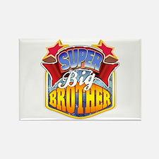 Super Big Brother Rectangle Magnet