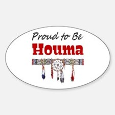Proud to be Houma Decal