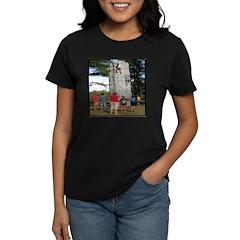 God's Challenge Women's Dark T-Shirt