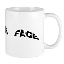 Scarface brow Mug