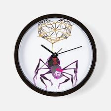 Itsy Bitsy Spider Wall Clock