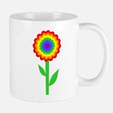 Flower, Bright and Colorful Mug