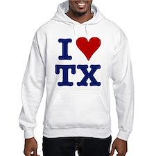 I LOVE TX Hoodie