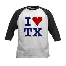 I LOVE TX Tee