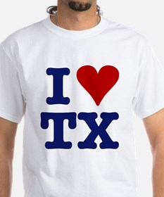 I LOVE TX Shirt