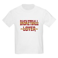 Basketball Lover T-Shirt