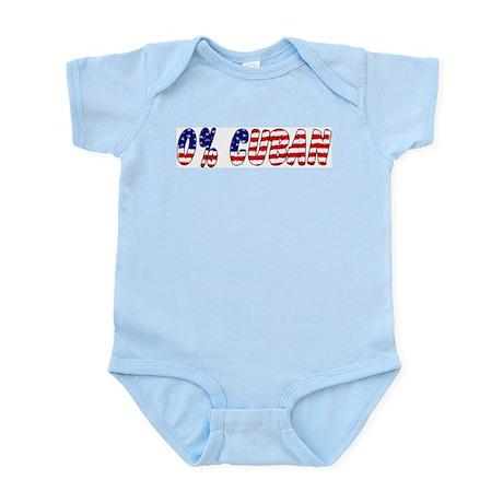 0% Cuban Infant Creeper