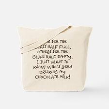 Chocolate Milk Tote Bag