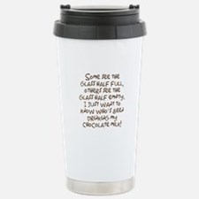 Chocolate Milk Travel Mug