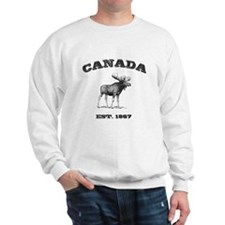 Canadian Moose Sweatshirt