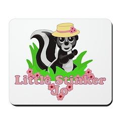 Little Stinker Jo Mousepad