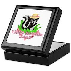Little Stinker Joan Keepsake Box