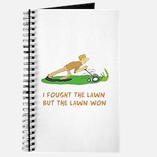 The Lawn Won Journal
