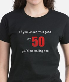 If you looked this good at 50 Tee